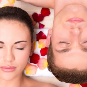 Couples Massage Valentine's Special