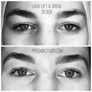 Lash Lift & Brow Design